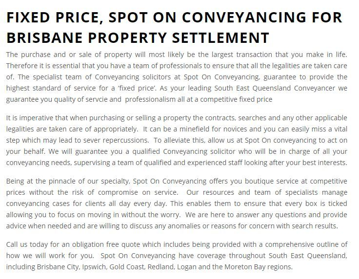 15 best legal news from spot on conveyancing images on pinterest the best conveyancing brisbane has to offer solutioingenieria