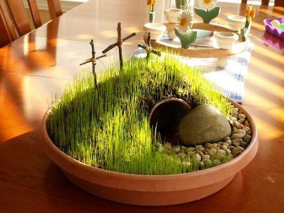 Easter planting idea