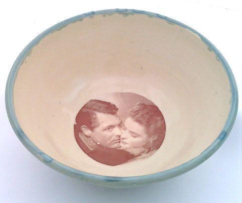 Notorious bowl handmade ceramic by MoonshineJug on Etsy