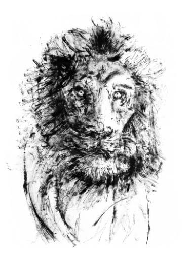 "https://www.saatchiart.com/art/Drawing-Strides-of-Power-II/717638/3710047 Saatchi Art Artist David Rabie; Drawing, ""Strides of Power II"" #art"
