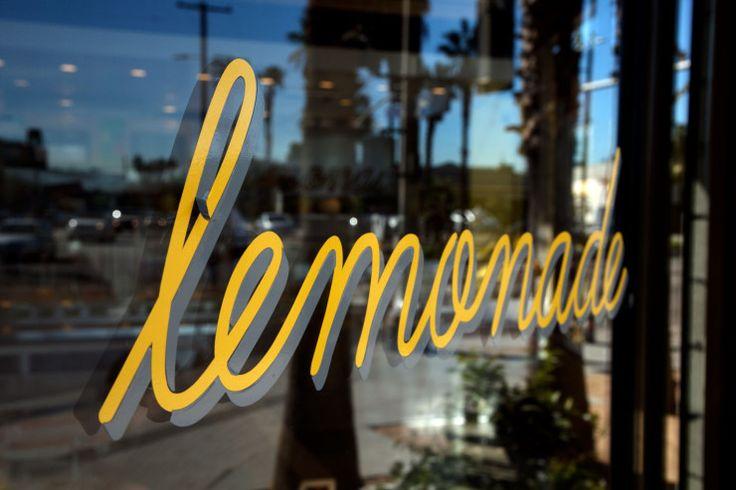 When in Venice... go to Lemonade // Happy Go Lala