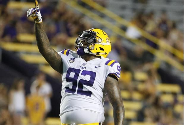 Lsu Defensive End Neil Farrell Jr Had Surgery On His Ankle Just Over A Month Ago And Posted The Following Workout Vi In 2020 Workout Videos Lsu Football Ankle Surgery