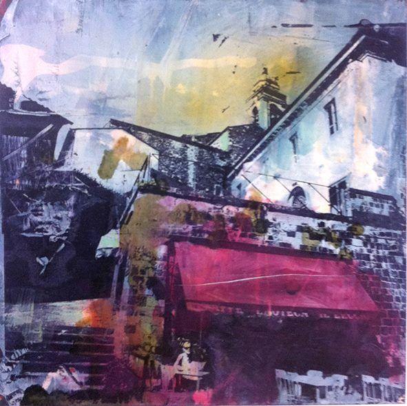 Paintings   Dan Parry-Jones