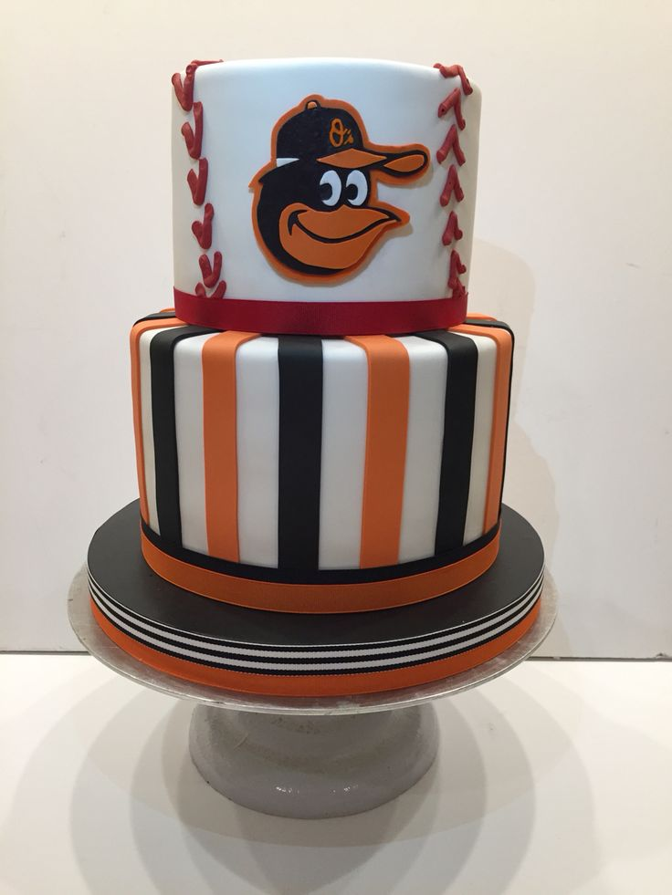 #Orioles cake For La Cakerie