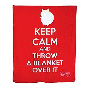 $35 ThinkGeek :: Bravest Warriors Catbug Blanket