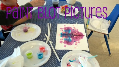 Edible Paint and Straw painting. Great way to LEARN TO USE A STRAW. Cornstarch and Syrup Paint Recipe with SENSORY SPLAT pictures