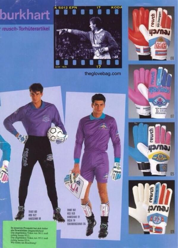 Love this old school reusch!