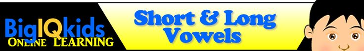 vowel rap songs to help kids learn the short and long vowel sounds.  Silly...but that's what kids like!