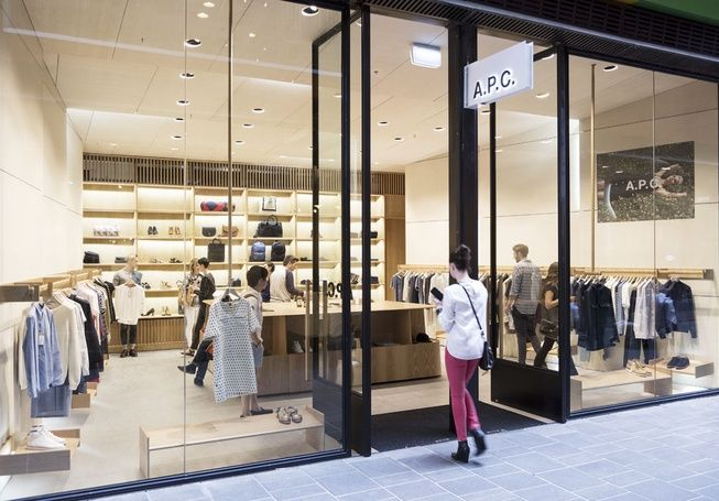 First Australian A.P.C. Store Arrives in Melbourne - Fashion - Broadsheet Melbourne