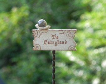 Image result for sign road to fairyland etsy