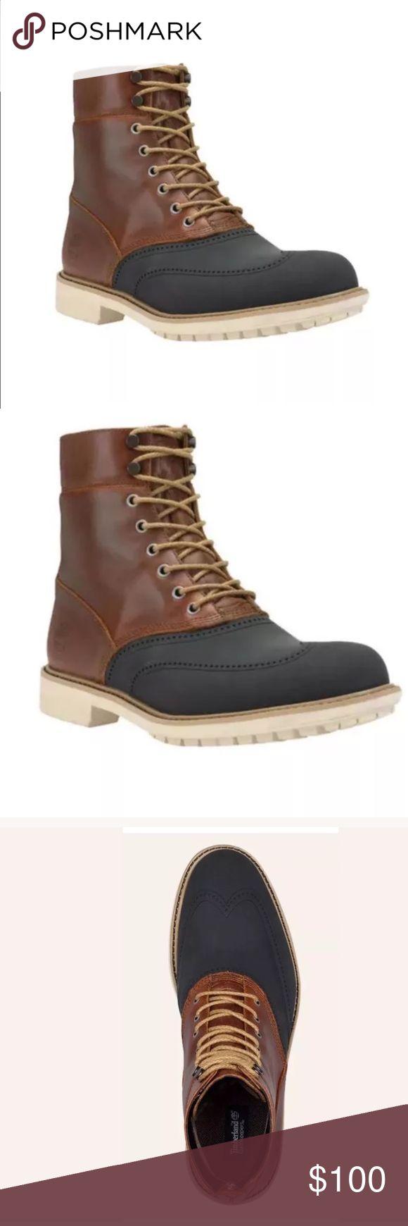 Men's TIMBERLAND shoes Timberland Men's Stormbuck Tall Waterproof Duck Boots NWT Timberland Shoes