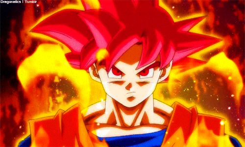 Goku step up