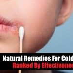 12 Natural Remedies For Cold Sores Ranked By Effectiveness