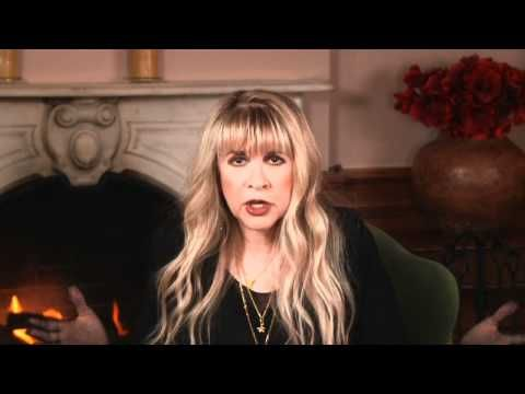 Stevie Nicks, A Message for Night of 1000 Stevies 2011 - YouTube