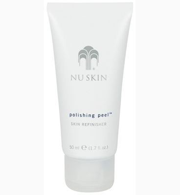 Polishing Peel Skin Refinisher delivers skin-smoothing results, equivalent to a professional microdermabrasion session, without ever leaving home. This non-abrasive formula features pumpkin enzymes that resurface and polish the skin, and bentonite clay to remove dull skin cells and toxins. An alternative to professional treatments, Polishing Peel delivers a smooth, fresh, healthy complexion — it's clinical skin care without the clinic. (www.nuskin.com/thesource)