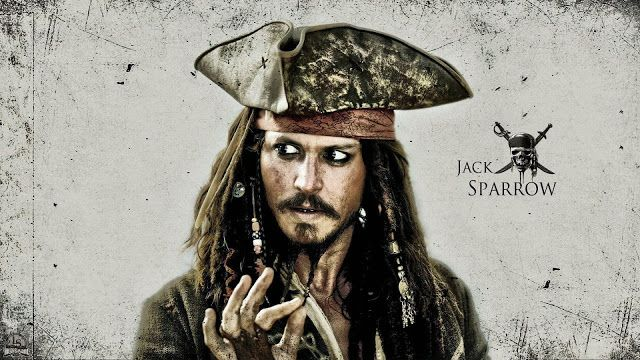 Captain Jack Sparrow Wallpapers 4k Full Hd Hd Download For