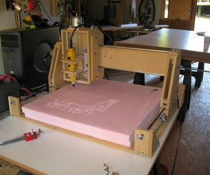 How to make a 3-axis CNC machine cheaply and easily
