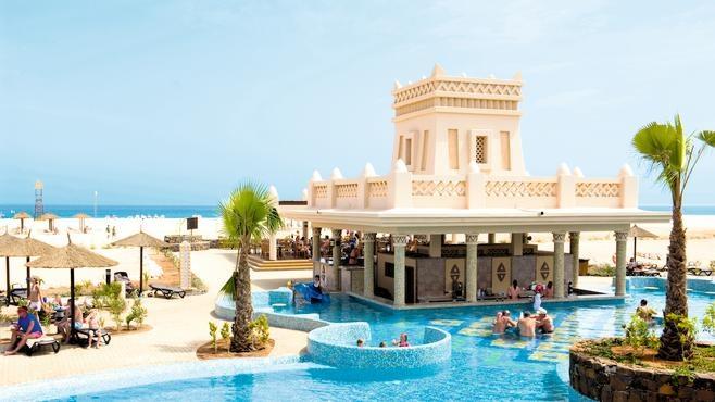 Riu Touareg, Cape Verde via firstchoice.co.uk