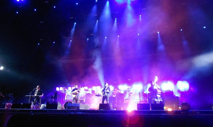Finally seen Mumford&Sons live and I cried my heart out.  (NOS Alive 2015, Portugal)