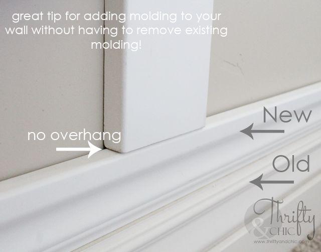 how to add window casing over drywall