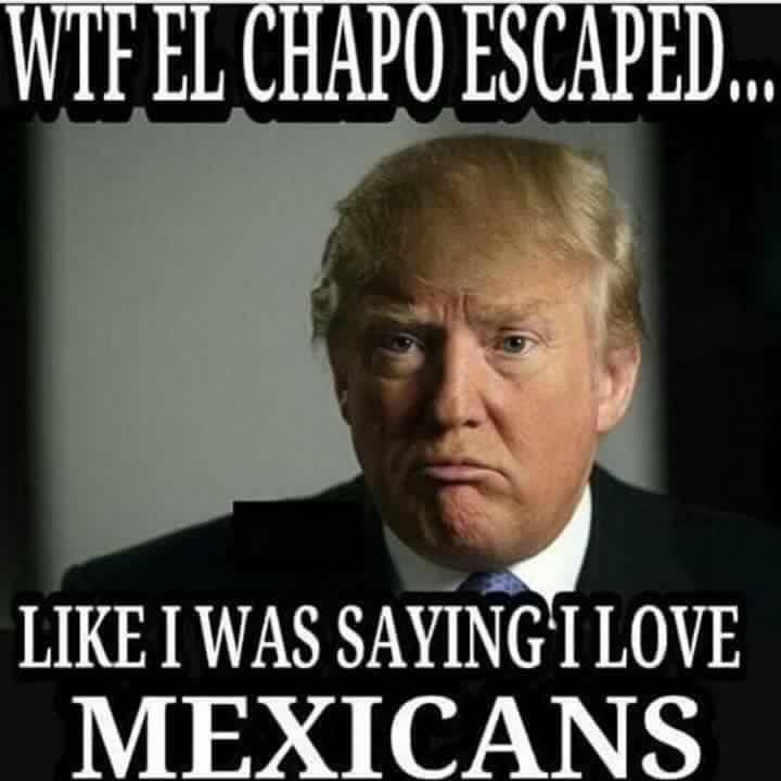 ...the real reason el Chapo escaped...