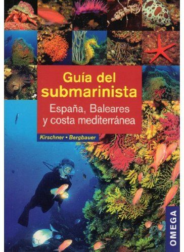 GUIA DEL SUBMARINISTA (GUIAS DEL NATURALISTA-PECES-MOLUSCOS-BIOLOGIA MARINA) de M. y BERGBAUER, M. KIRSCHNER http://www.amazon.es/dp/8428215154/ref=cm_sw_r_pi_dp_RCoJub12VH1DC