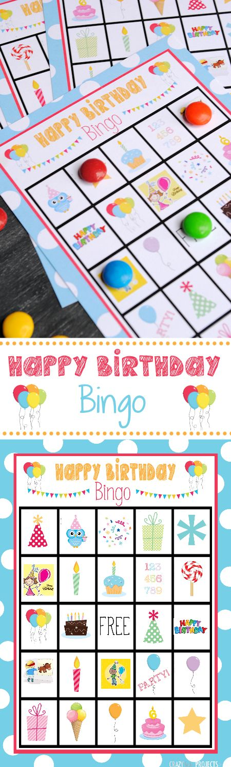 Best 25 Printable birthday cards ideas – Fun Printable Birthday Cards