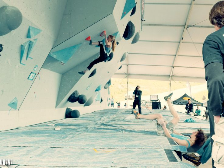 https://flic.kr/s/aHskdLXEfu | Boulder World Cup 2015 gallery by udo neumann, coach of the german bouldering team