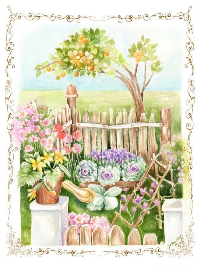 orto giardino..l'Autunno