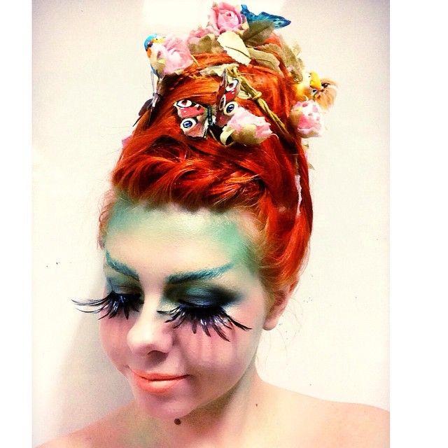 Pinterest\'teki 25\'den fazla en iyi Fairy costume makeup fikri ...