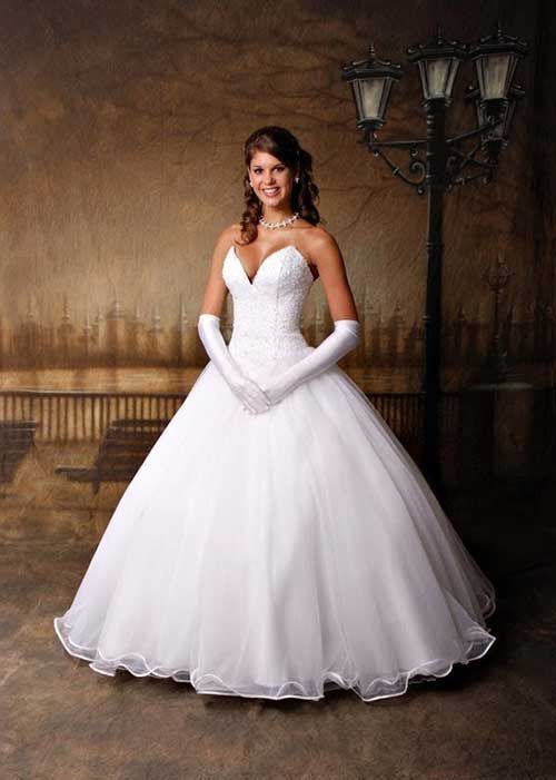 40 Modelos de Vestidos de Noiva Tipo Sereia +LINDOS!