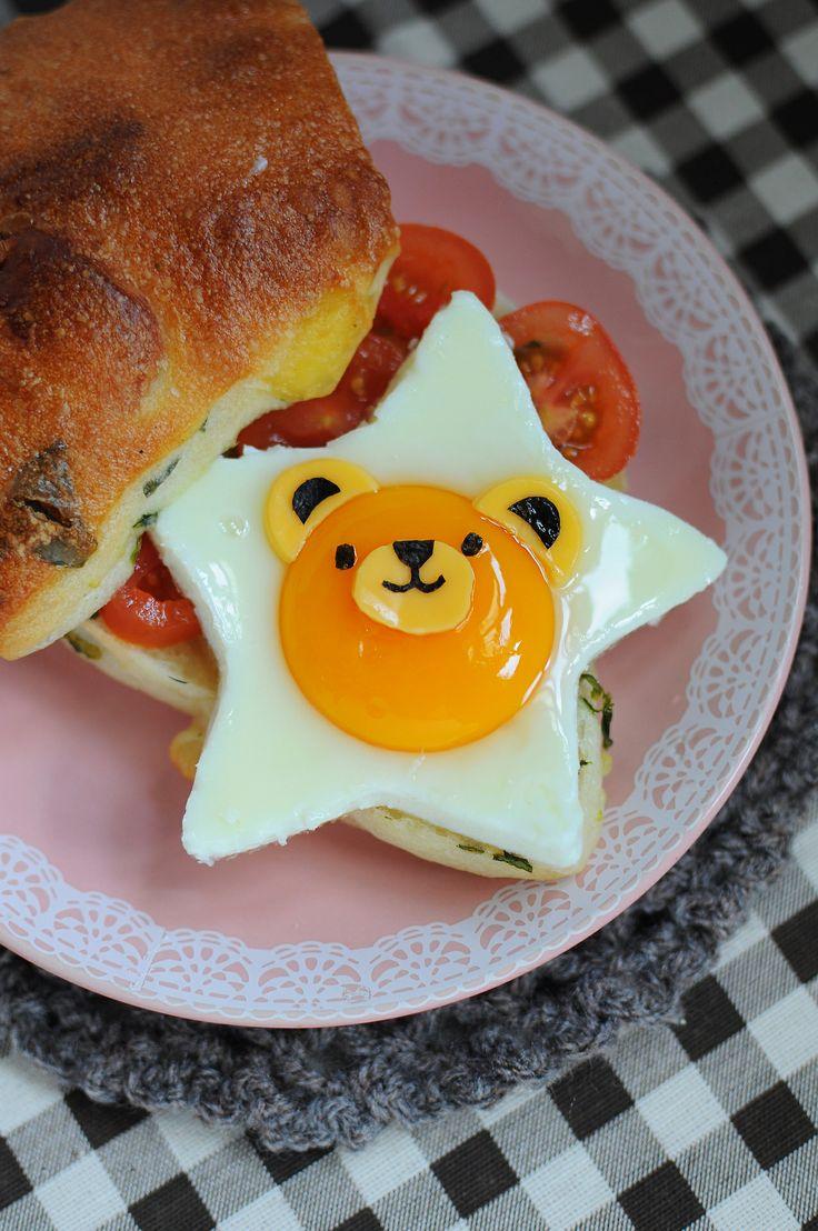 Самые милые картинки еды