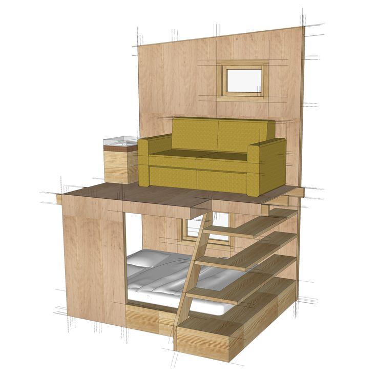 Best Klapdak Archives Tiny House Rotterdam В 2020 Г Стенка 640 x 480