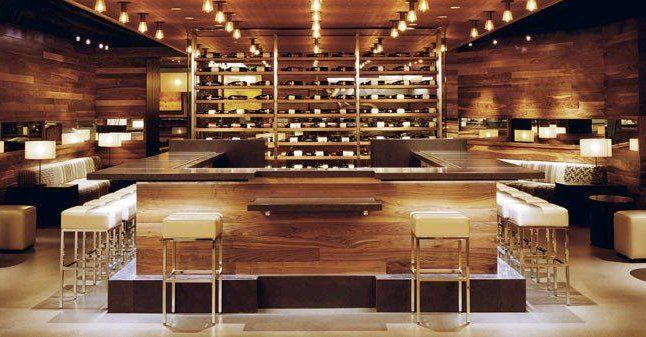 Delicious wining and dining @ bar restaurant Prospect   San Francisco