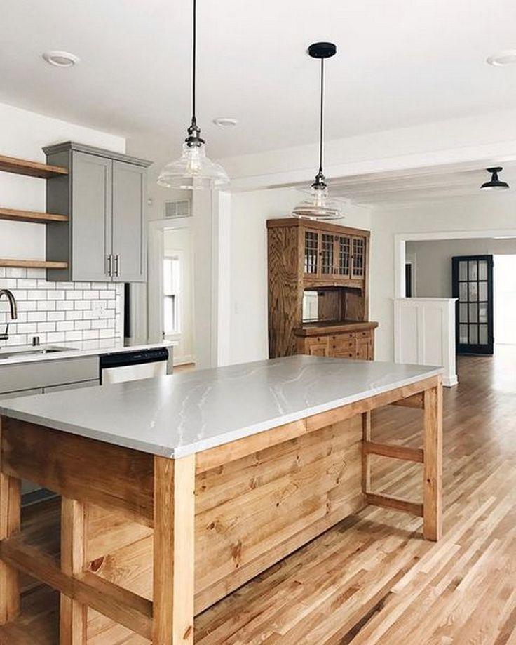 24 Grey Kitchen Cabinets Designs Decorating Ideas: 16 Beautiful Kitchen Decorating Ideas On A Budget