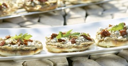 Griekse minipizza