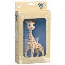 Giraffe Toy in a Box on toytoy.ro