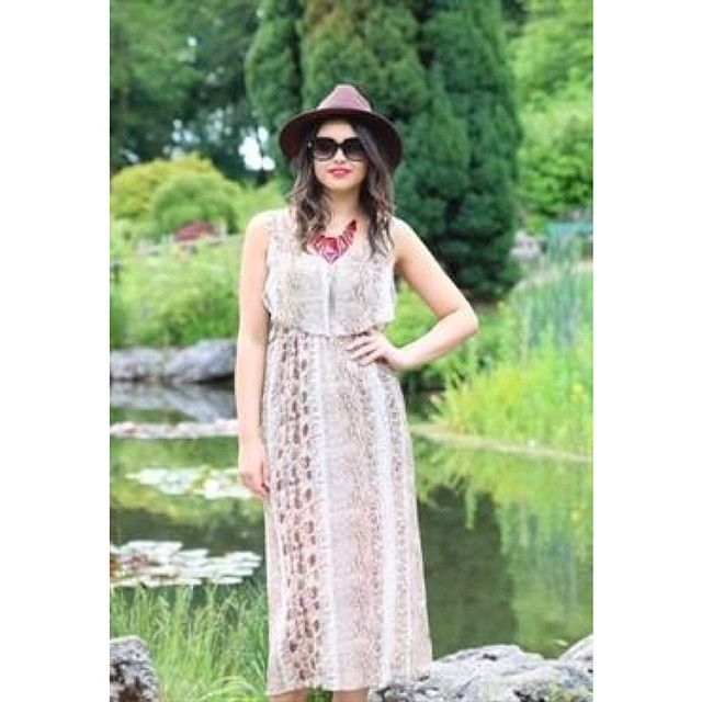Our snakeskin maxi is a Saturday must have!!! Especially when it's BUY ONE GET ONE HALF PRICE on absolutely everything today!!! The perfect excuse to visit the boutique - 21 Guildhall Street Preston City centre. Or shop online & make the most of FREE UK DELIVERY www.maryandmilly.co.uk