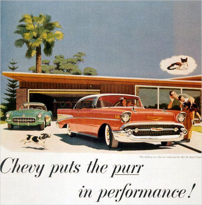 Chevrolet, 1957