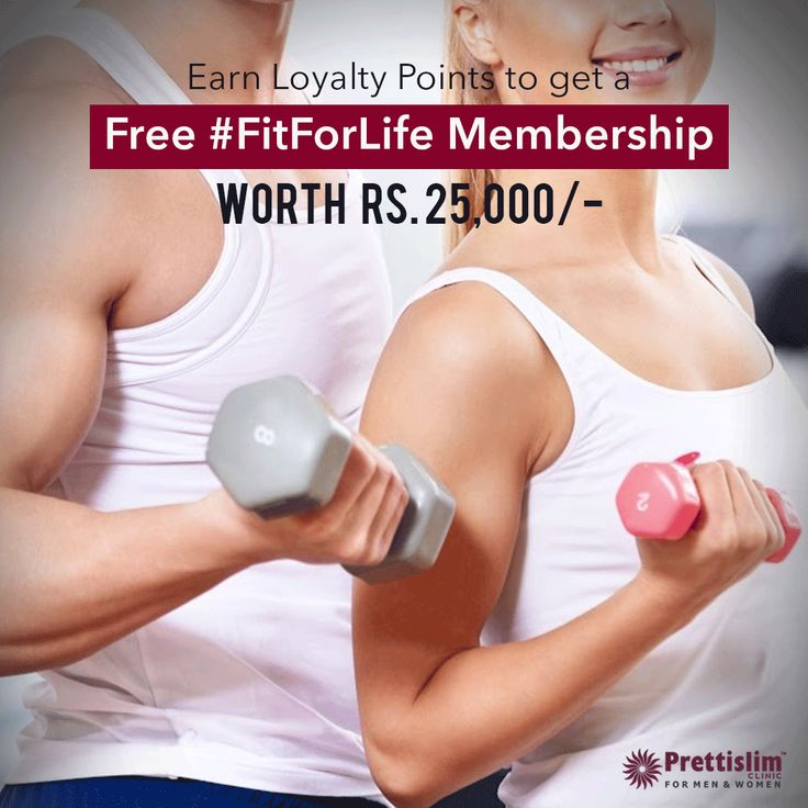 #Prettislim's #FitForLife  Programme ensures that your weight is maintained after losing it. For just Rs.70*/- per day you get:  unlimited Power Vibra sessions  unlimited Fat Spinner sessions - & much more!  Know More about out Fit For Life programme:  http://bit.ly/2nTPPSD  Get in touch with Prettislim: 8080812201 | http://bit.ly/2o1SGXO