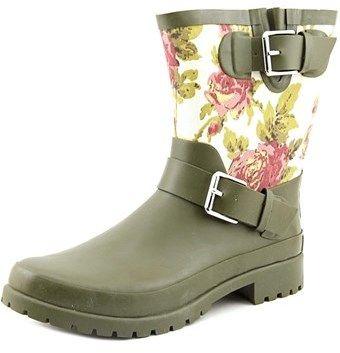 Lauren Ralph Lauren Mora Ii Women Round Toe Synthetic Rain Boot.