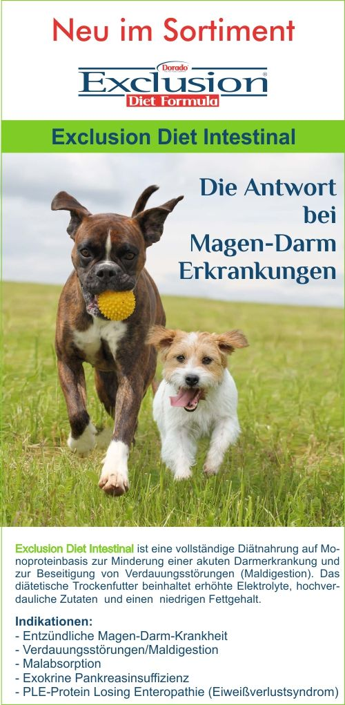 Für Hunde und Katzen die unter stressbedingter Appetitlosigkeit und/oder Magen-Darmproblemen leiden.  http://www.technoplan.de/futter-shop/Magen--und-Darm/