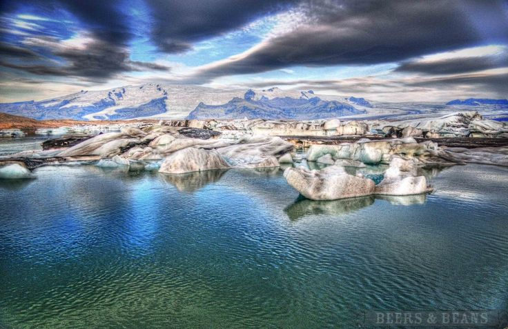 The icebergs of Jokulsarlon, Iceland via Beers & Beans: Tropical Sort, Bucket List, Beans This Doesnt, Beautiful Place, Iceland Http Beersandbeans Com, Beans Beer, Beer Brewbeer, Beers Beans