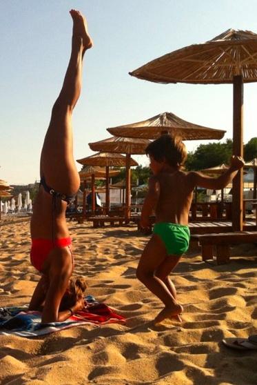 Hit N Yoga;)