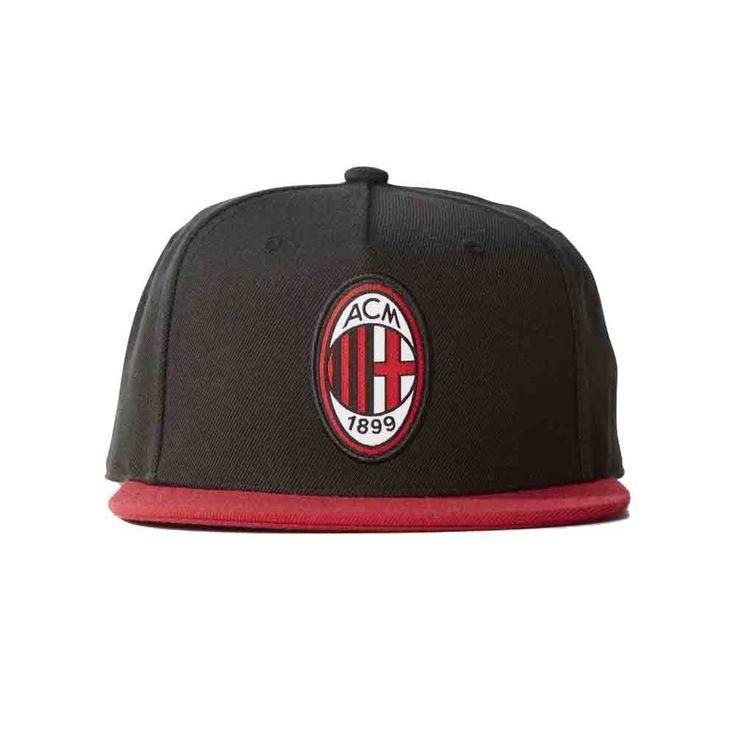 Καπέλο Adidas AC MILAN FLAT CAP - BR7093
