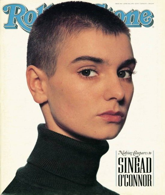 Sinead O'Connor ('90)...how many Rolling Stone covers?