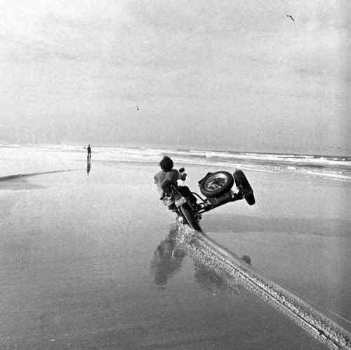 Doug Barbor—Living The Life  photo documentation of '70s biker culture