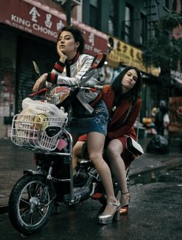 On Broad City, they are the voice and spirit of a city, of a generation. IRL, Abbi and Ilana are among the most exciting dramatists working today.
