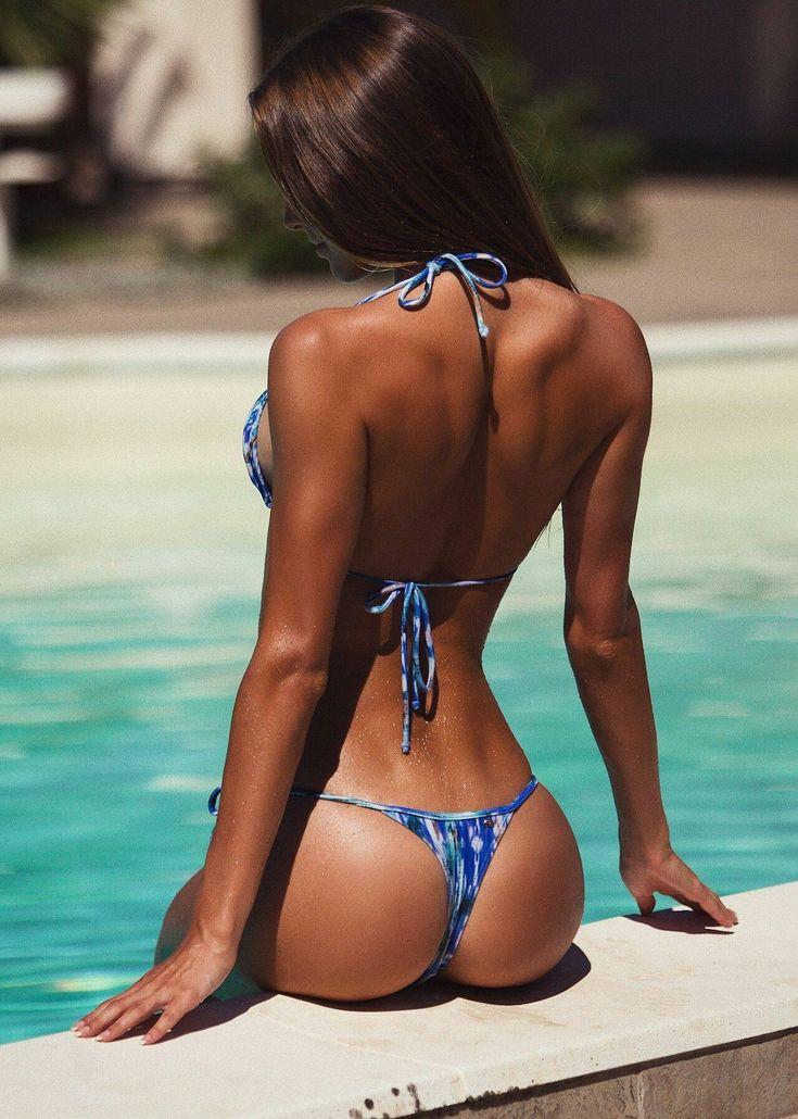нас самые красивые тела девушек в бикини подождал, когда она