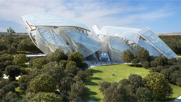 A nau de Frank Gehry para a Foundation Louis Vuitton jogou definitivamente sua âncora no Jardin d'Acclimatation, parte norte do parque Bois Boulogne, dando a Paris mais um grandioso e importante museu. Saiba mais clicando neste link: http://goo.gl/H3T3EZ